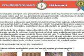 8. Sınıf LGS Türkçe Deneme Sınavı-4