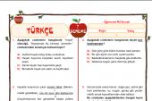 Newton Yayınları 8. Sınıf  Türkçe Dersi LGS Deneme Sınavı İndir