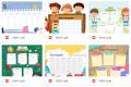 Hazır Ders Programı Şablonları