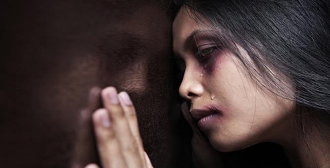 Kadına Şiddet İle İlgili Slogan Yazınız.
