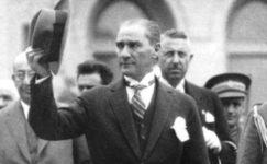 Atatürk'ün Aramızdan Ayrılışının 81. Yılı İle İlgili Kompozisyon